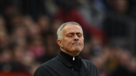 Mourinho, despedido como técnico del Manchester United
