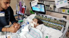 EEUU niega entrada a madre yemení de un niño moribundo de 2 años
