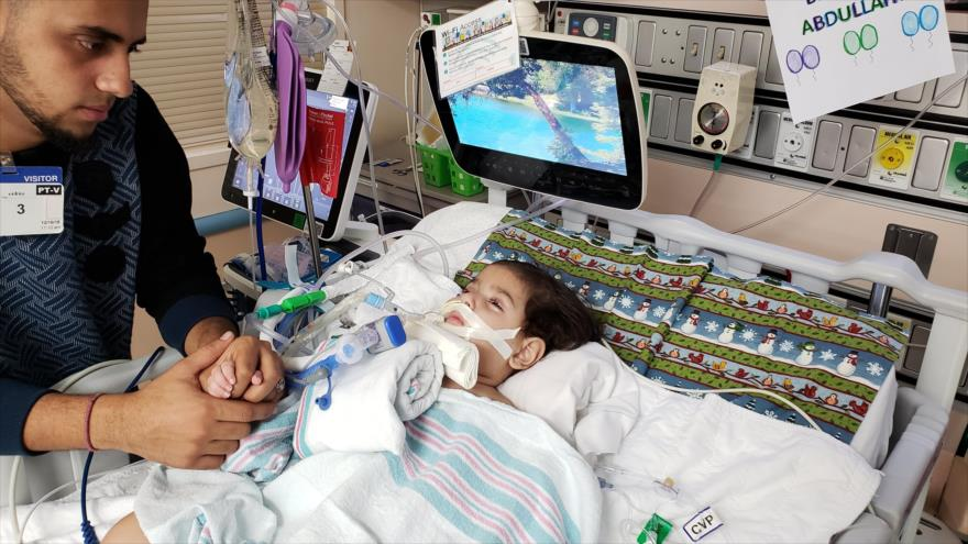 EEUU niega entrada de madre yemení para despedirse de su hijo moribundo