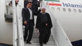 Presidente de Irán viajará a Turquía para fortalecer lazos