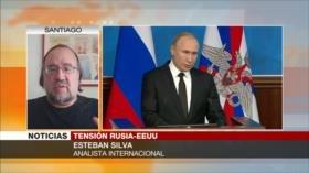 "Silva Cuadra: Rusia está lista para ""escalada agresiva"" de EEUU"