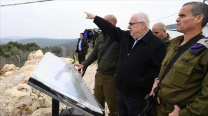 Presidente de Israel amenaza con destruir El Líbano
