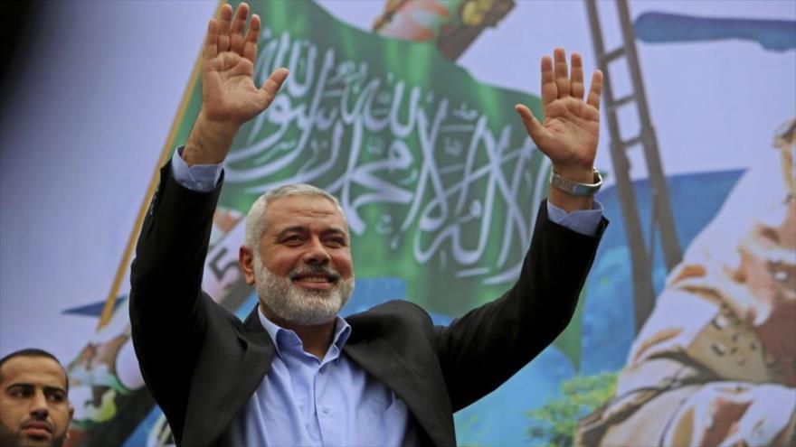 Sondeo: líder de HAMAS ganaría las elecciones presidenciales palestinas