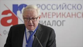 Rusia: EEUU no le hará caso a nadie y saldrá del INF
