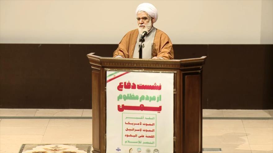 Irán critica la pasividad internacional ante los crímenes en Yemen