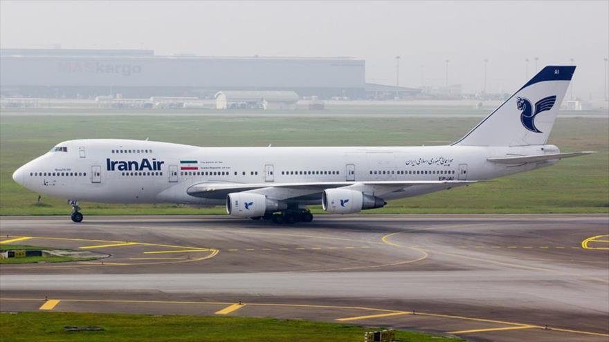 Compañías europeas no suministran combustible a aviones iraníes | HISPANTV