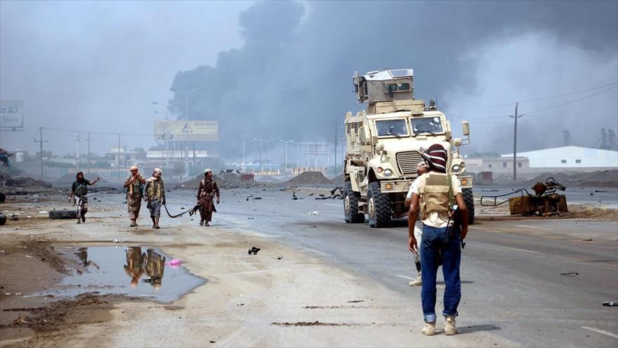 Ansarolá denuncia ataques saudíes a Al-Hudayda pese a la tregua