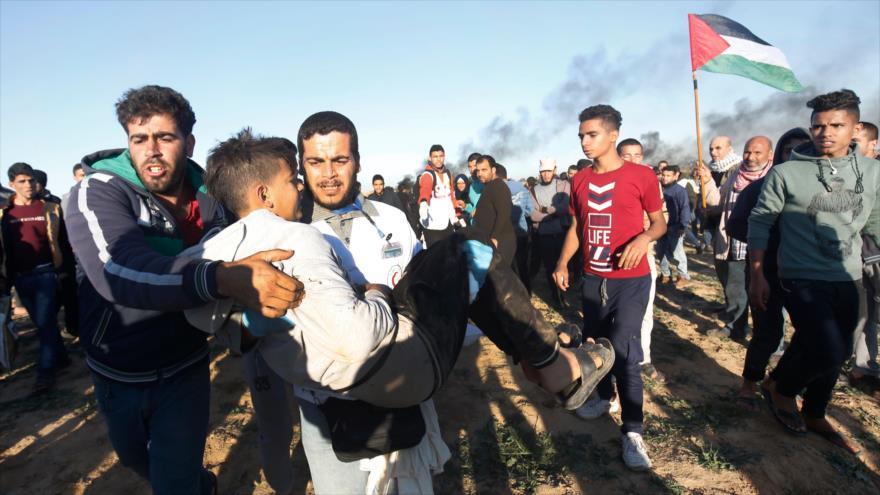 ONU: Israel viola derecho internacional y mata a niños palestinos | HISPANTV