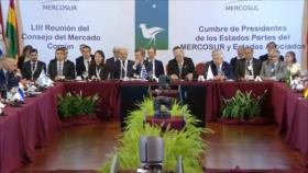 Uruguay entrega Presidencia pro tempore del Mercosur a Argentina