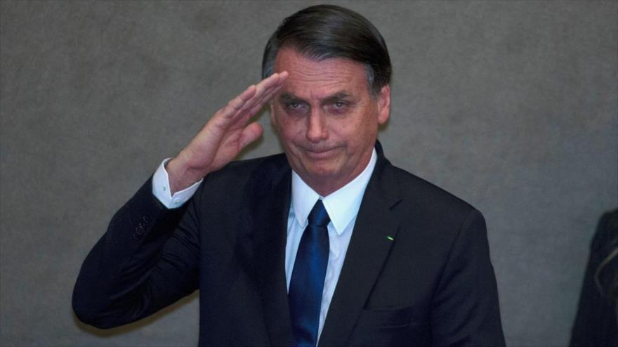 Bolsonaro sacará a Brasil del Pacto Mundial Migratorio