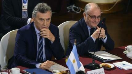 Macri endurece su postura ante Maduro en cumbre de Mercosur