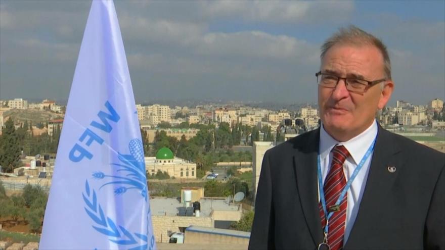 PMA no podría asistir a palestinos por cancelación de ayuda de EEUU