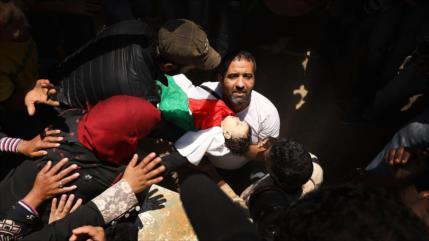 Israel mata a 54 niños palestinos y detiene a otros 900 en 2018
