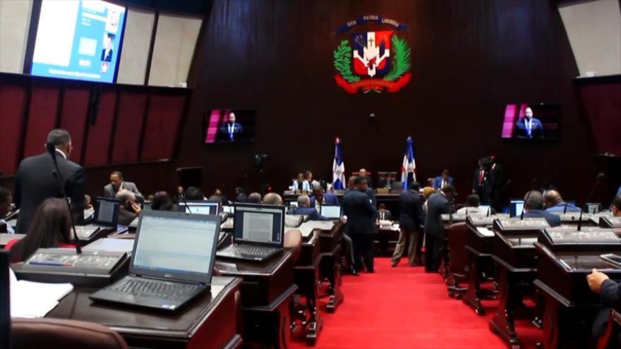 Sobornos a legisladores dominicanos para reelección de Medina