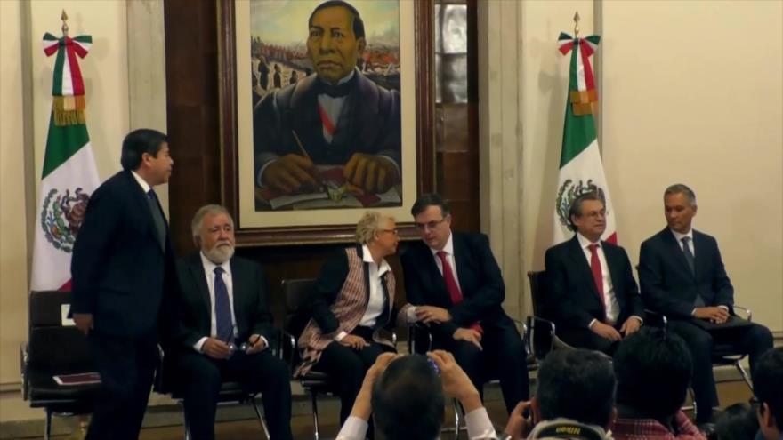 López Obrador presenta nueva política migratoria para México