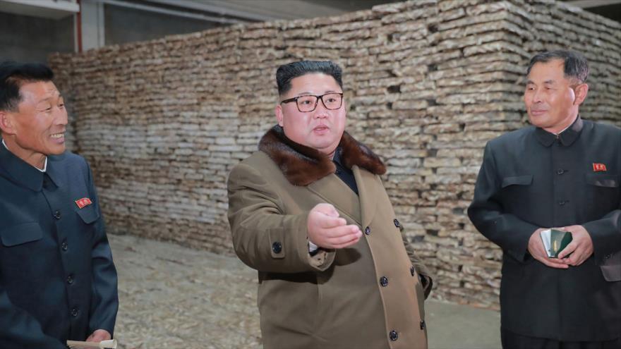 Pyongyang condiciona desnuclearización a retiro de amenaza de EEUU   HISPANTV