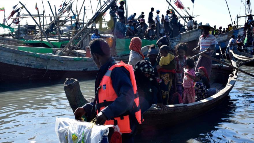 HRW critica falta de seriedad de investigación de genocidio de Rohingya