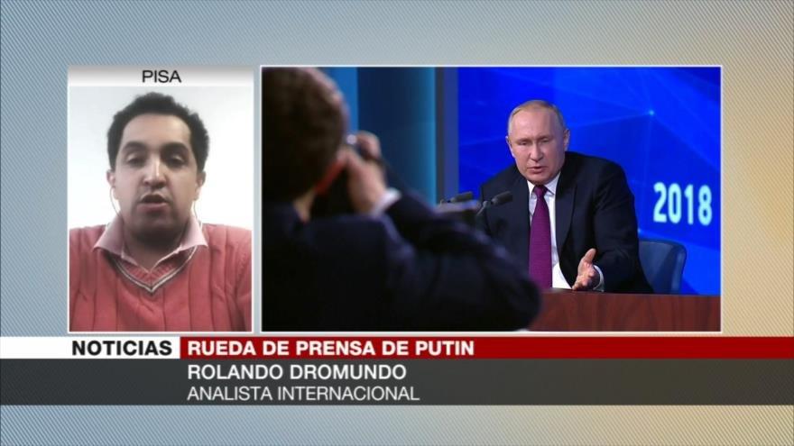 Dromund: Rusia puede estar entre las cinco potencias económicas