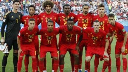 Ranking de FIFA: Bélgica cierra el año 2018 al frente del listado