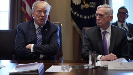 James Mattis abandona el Pentágono por discrepancias con Trump