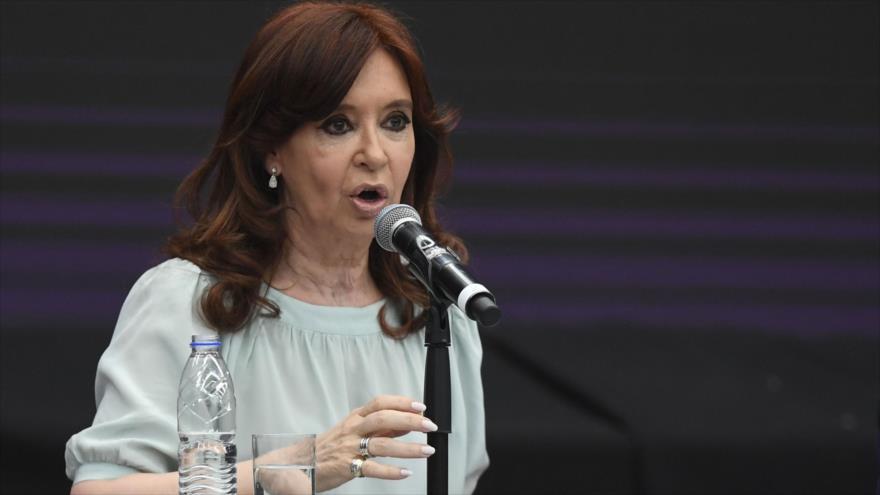 Persecución judicial contra presidenta Cristina Fernandez de Kirchner