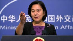 China niega cargos de hackeo y exige a EEUU cesar sus difamaciones