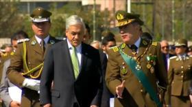 Sebastián Piñera no logra renuncia del director de Carabineros