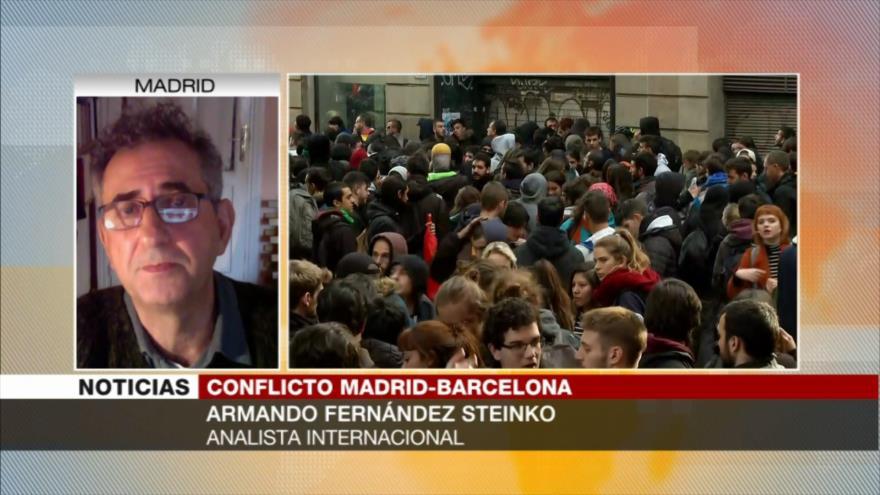 Steinko: Sánchez ha logrado dividir aún más a los independentistas