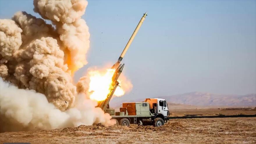 Irán anuncia maniobras militares a gran escala en el Golfo Pérsico