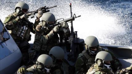 """Grecia promete """"aplastar"""" violaciones de su territorio por Turquía"""