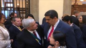 México defiende relaciones diplomáticas con Venezuela