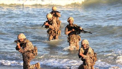 Fuerza Terrestre del CGRI lanza fase final de su maniobra en Qeshm