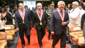 El fiscal general de Perú intenta sabotear acuerdo con Odebrecht