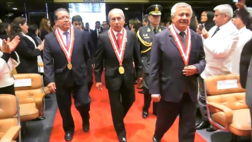 El fiscal general de Perú intenta sabotear acuerdo con Odebrecht | HISPANTV
