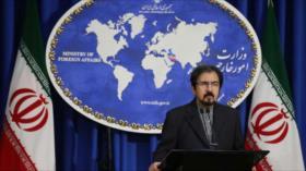 Irán condena decisión alemana de prohibir vuelos de aerolínea iraní