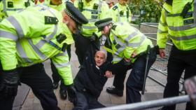 Protestan contra la cobertura de la BBC sobre el cambio climático