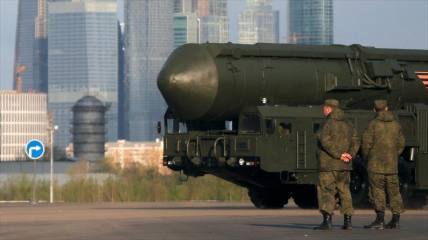 Rusia alerta de un 'conflicto global' de anular EEUU el Tratado INF | HISPANTV