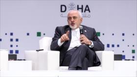 Zarif: A Irán no le interesa controlar el Oriente Medio