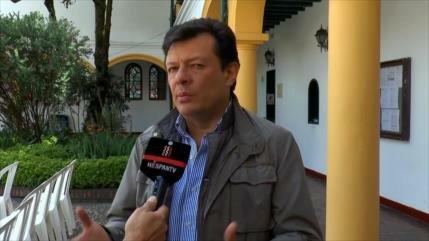 Niegan personería jurídica a Colombia Humana