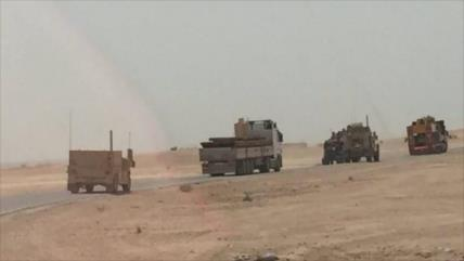 EEUU envía a milicias kurdo-sirias 150 camiones con armas