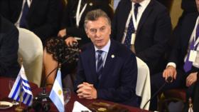 Argentina bate el récord de riesgo país en la era Macri