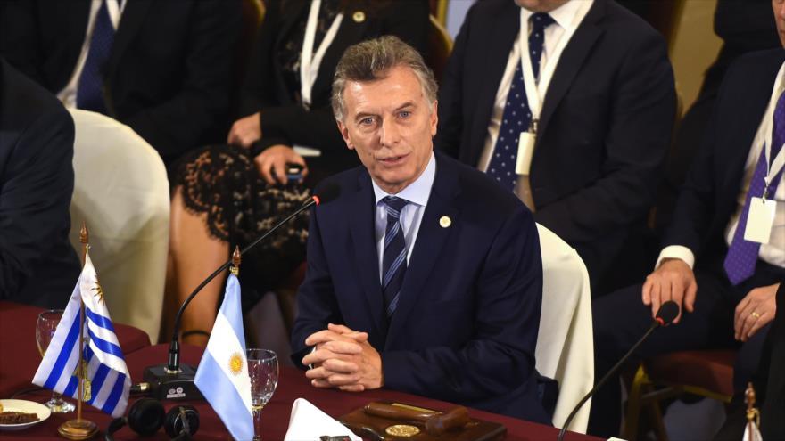 Argentina bate el récord de riesgo país en la era Macri | HISPANTV