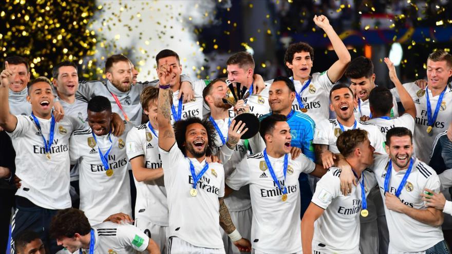 El Real Madrid, campeón del mundo por séptima vez | HISPANTV
