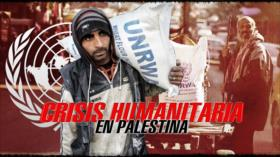 Detrás de la Razón: El hambre, arma de chantaje de EEUU contra Palestina