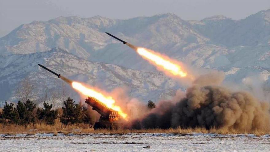 Yemen responde a 223 violaciones de tregua atacando a Arabia Saudí
