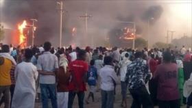 """""""Mossad recluta a rebeldes que instigan protestas en Sudán"""""""