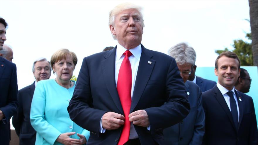 Alarma en Europa ante decisiones de Trump sobre Siria y Afganistán | HISPANTV