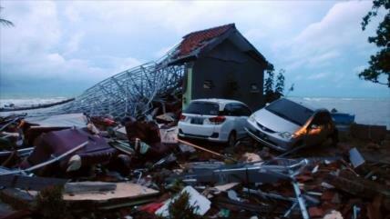 Irán se solidariza con las víctimas del tsunami en Indonesia
