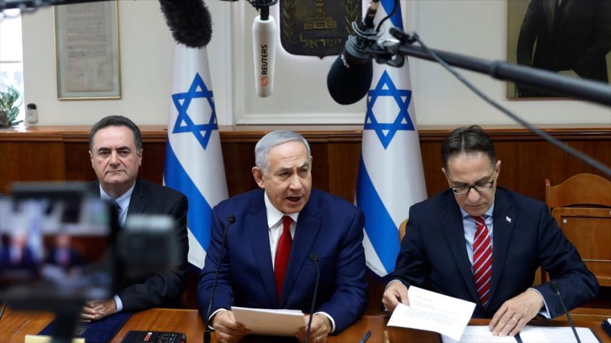 Erdogan y Netanyahu se llaman opresor e invasor | HISPANTV