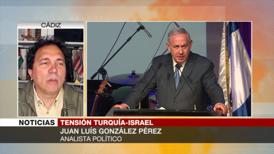 González Pérez: Netanyahu es un verdadero criminal de guerra